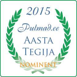 2015 Aasta tegija Nominent